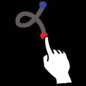 траектория взгляда