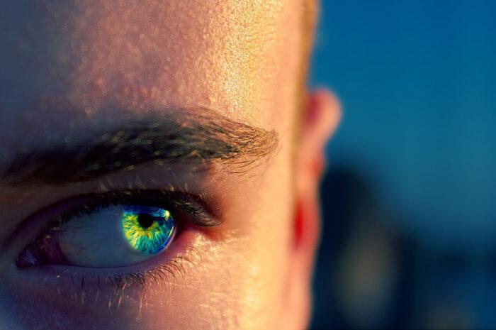 зоркость глаз